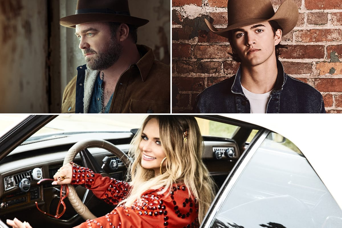 DISClaimer Singles Reviews: Lee Brice, Miranda Lambert, Jaden Hamilton, And More