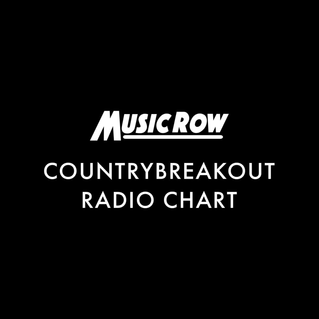 Jameson Rodgers Peaks On MusicRow CountryBreakout Radio ...