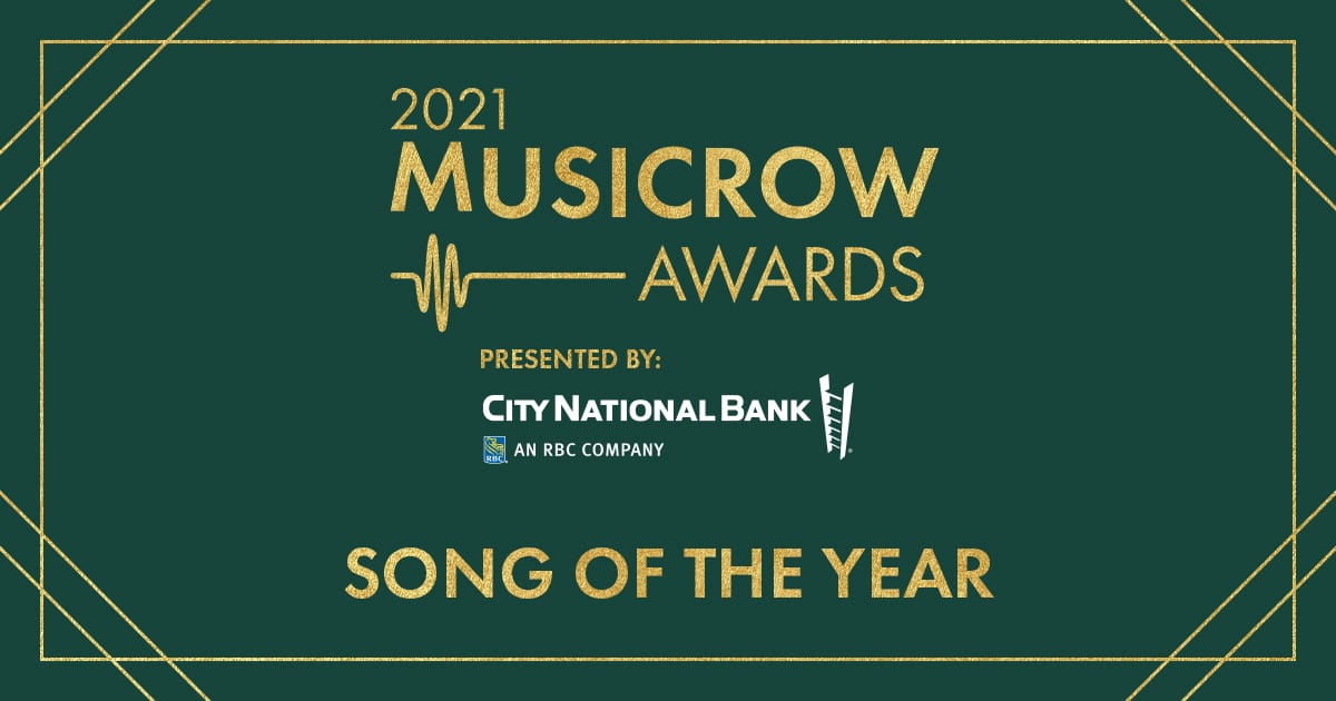 2021 MusicRow Awards Category Profile: Song Of The Year